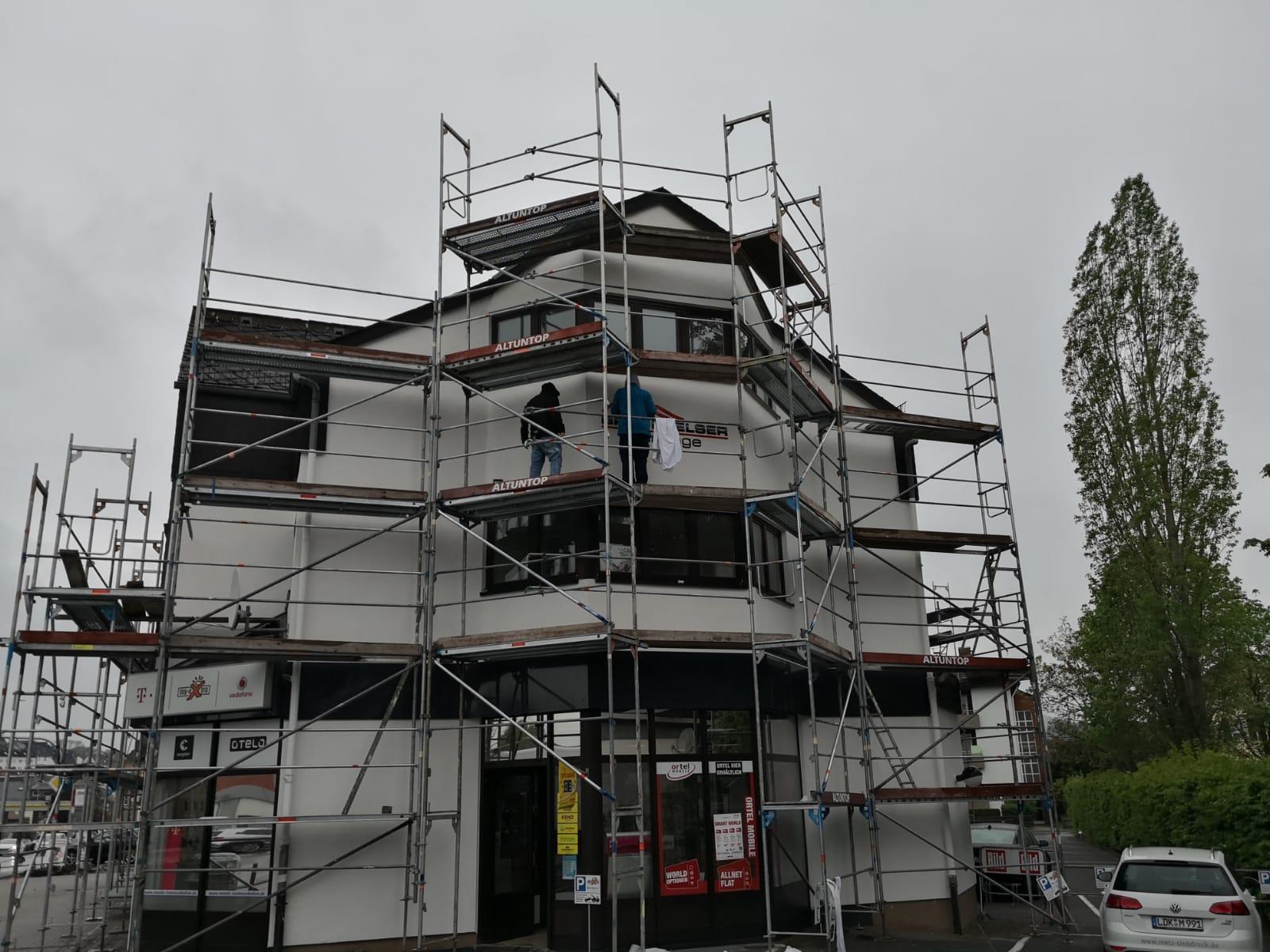 Mandic Baudekoration Fassadenanstrich (1)