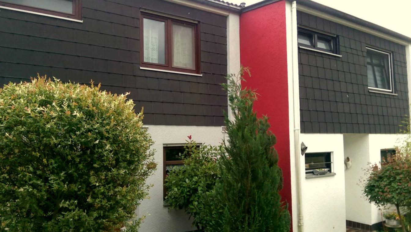 Mandic Baudekoration – Fassadenanstrich 1