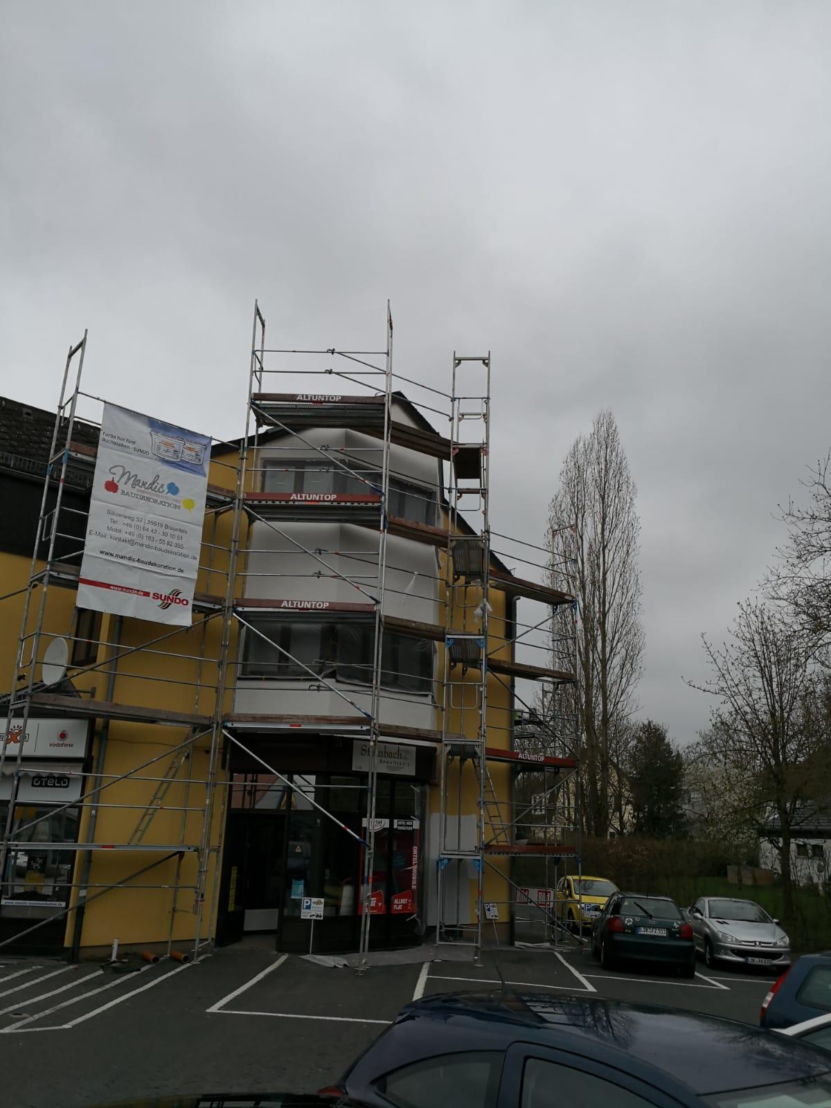 Mandic Baudekoration Fassadenanstrich (2)