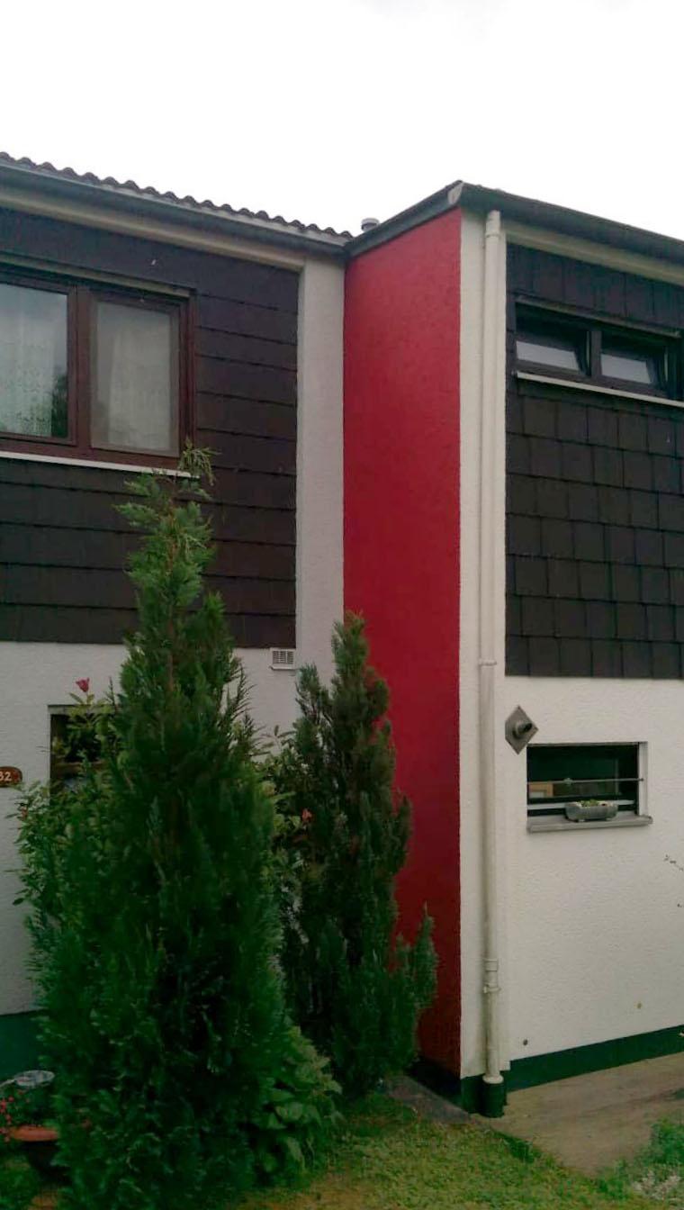 Mandic Baudekoration – Fassadenanstrich 2