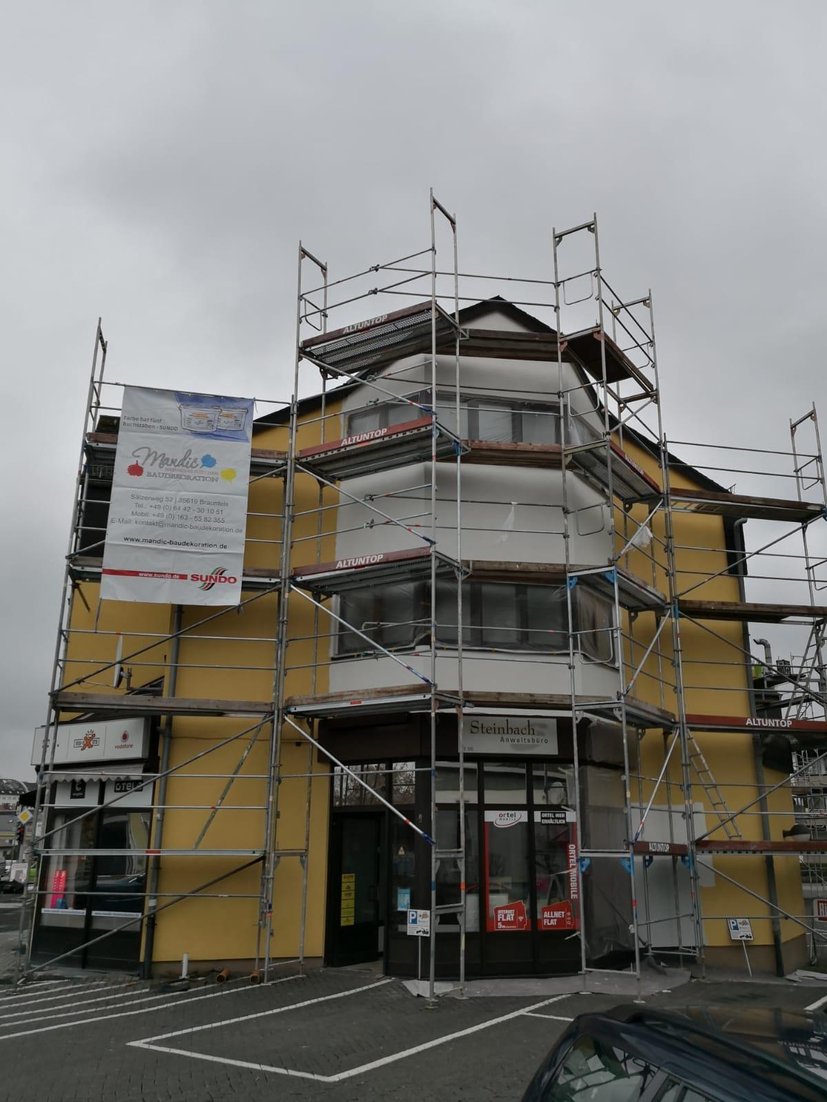Mandic Baudekoration Fassadenanstrich (3)