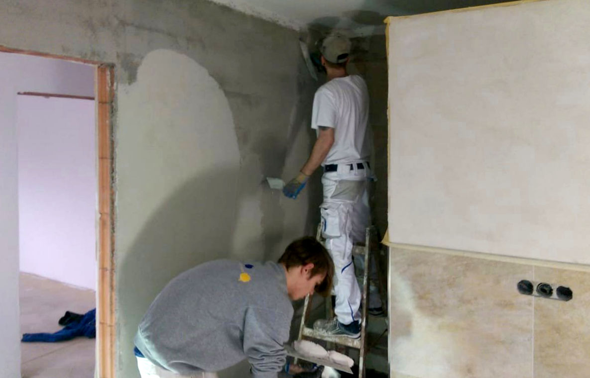 Mandic Baudekoration – Innenraummdämmung Bad 3