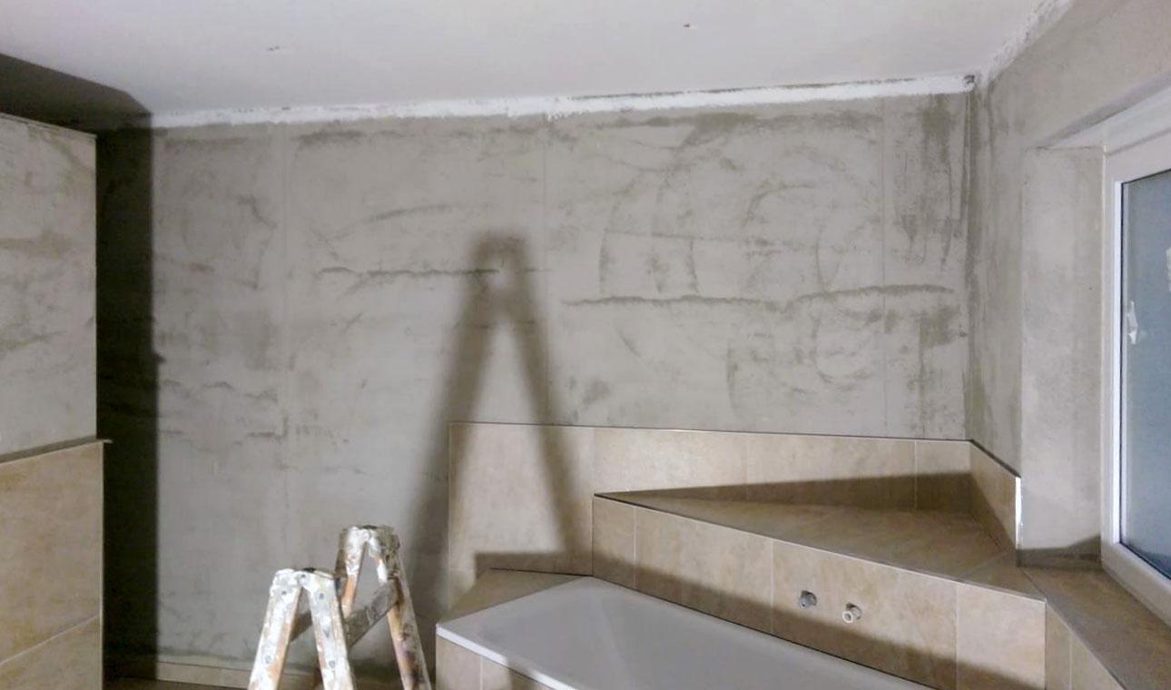 Mandic Baudekoration – Innenraummdämmung Bad 5