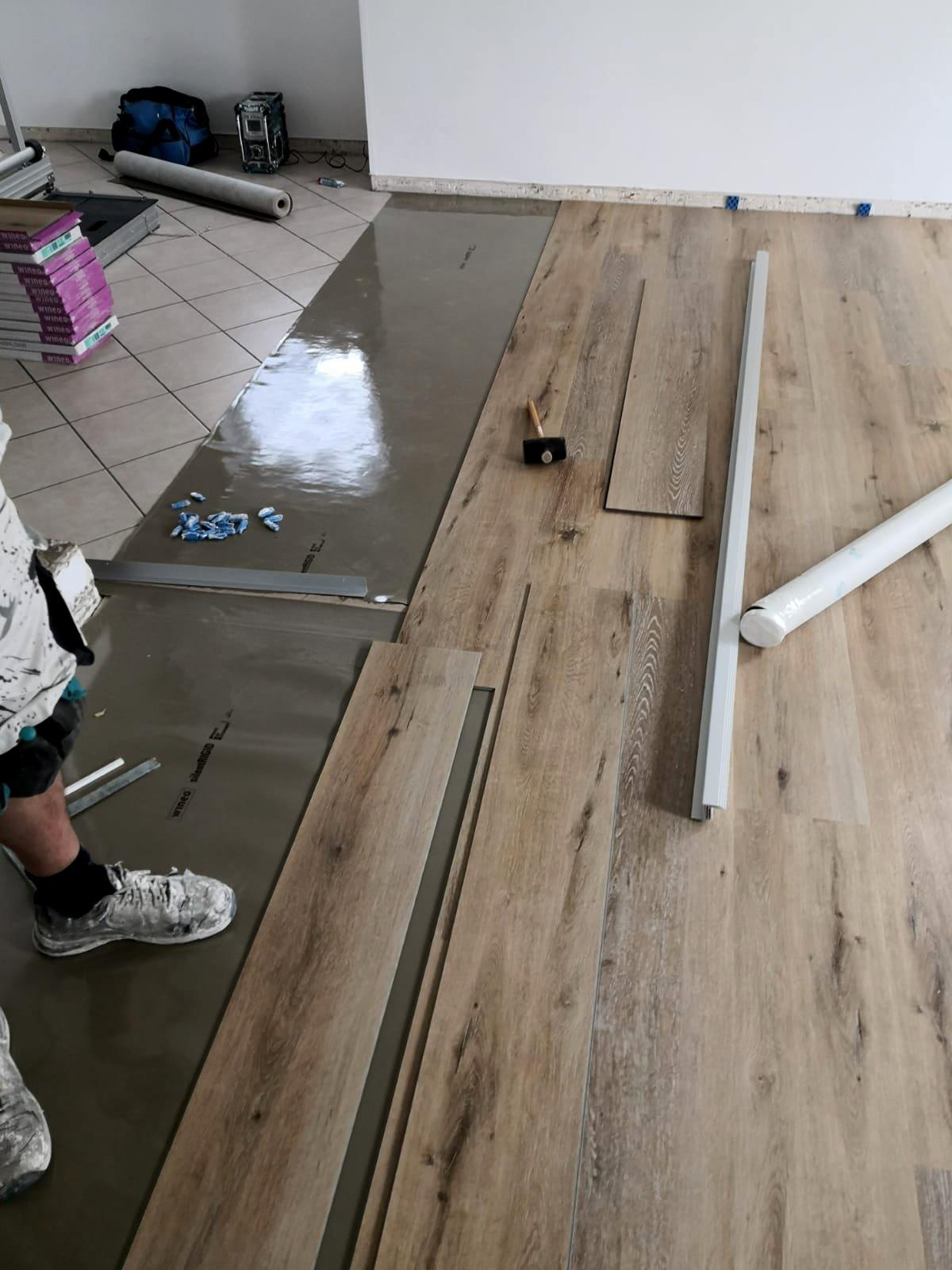 Mandic Baudekoration Treppe Bodenbelag (11)
