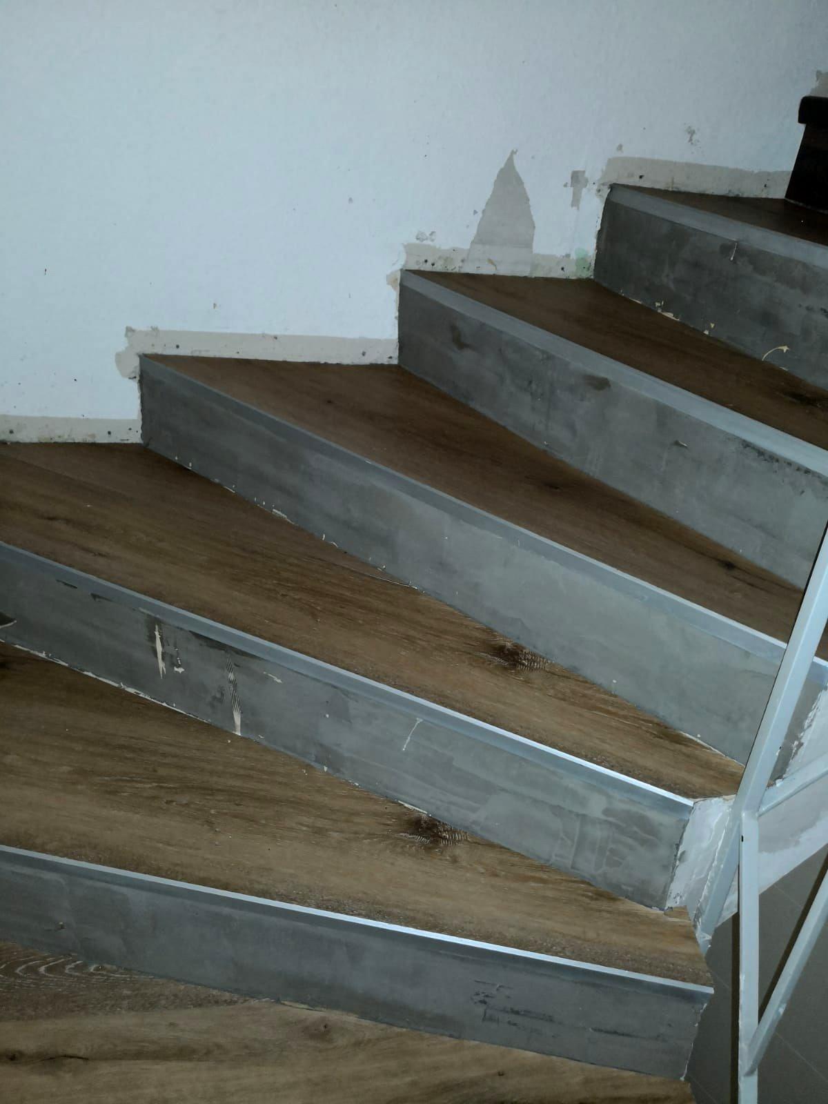 Mandic Baudekoration Treppe Bodenbelag (5)