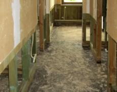 Brand- und Wasserschaden Sanierung